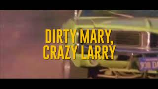 FAVORITE MUSCLE CAR MOVIE SCENES No 011 - CRAZY MARY, DIRTY LARRY (1974)