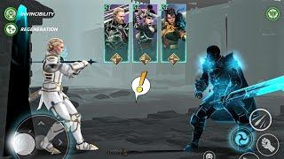 Shadow Fight Arena • Level 12 Team screenshot 4