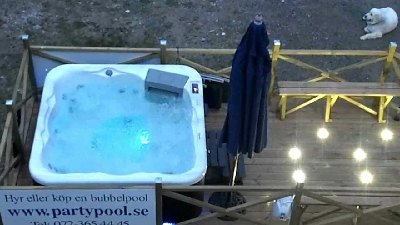 Spa Pool Utomhus