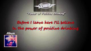 "Chris Janson ""Power of Positive Drinking"" lyrics video (MusicMan101)"
