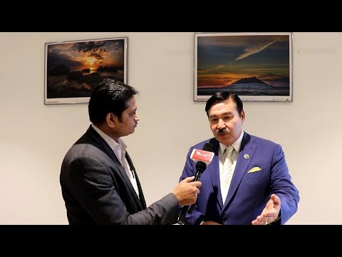 Kazakh Invest a new initiative to promote foreign investment in Kazakhstan | H.E. Bulat Sarsenbayev