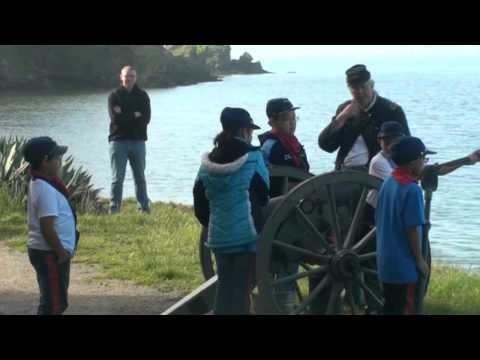 Kristy with Mrs. Nugent class on Angel Island Part 2.mp4