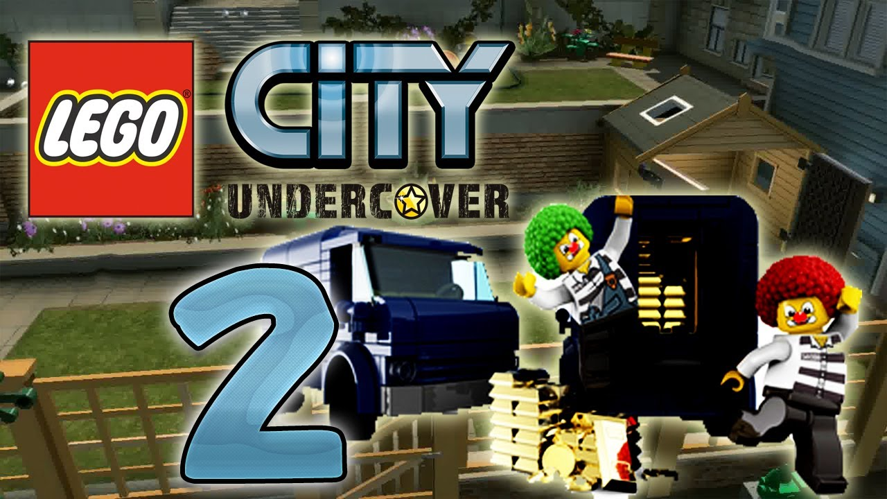 Let S Play Lego City Undercover Part 2 220 Berfall Der
