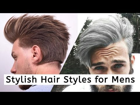 Most Stylish Hairstyles For Men 2020 | Haircut Trends For Guys 2020 | Perfect Mens