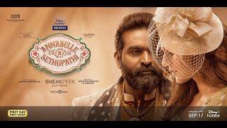 Annabelle Sethupathi | Sneak Peek Telugu | Vijay Sethupathy, Taapsee Pannu | Sep 17 Image
