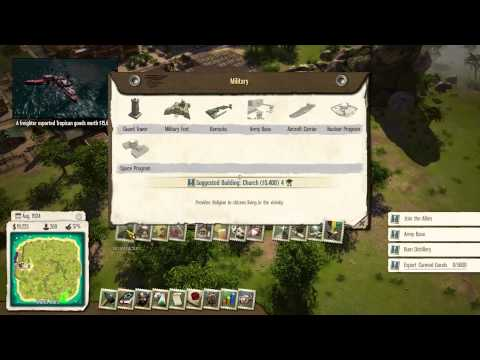 Tropico 5 - Co-op Multiplayer - Housing for All - Ep 5 |