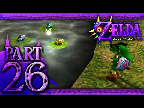 The Legend of Zelda: Majora's Mask 3D - Part 26 - The Frog Choir