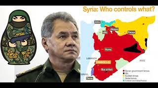 7 российских солдат убиты в Сирии