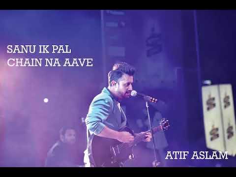 sanu-ek-pal-chain-na---atif-aslam-live