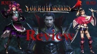 Samurai Warriors 4 - PS4 Review {English, Full 1080p HD}