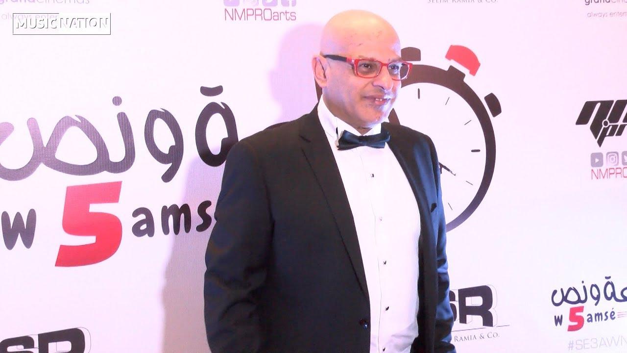 عباس شاهين يتحدث عن فيلمه الجديد، وحقيقة خلافه مع عادل كرم وعدم مشاركته في بيت الكل!
