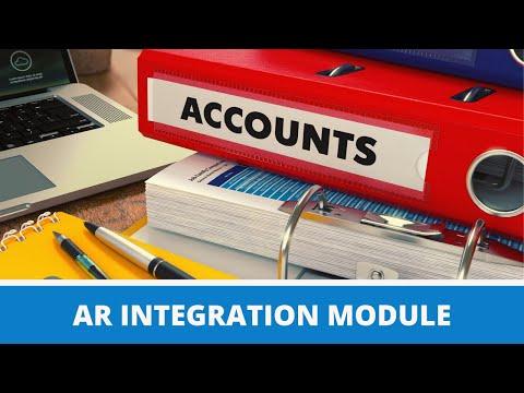 Accounts Receivable Module