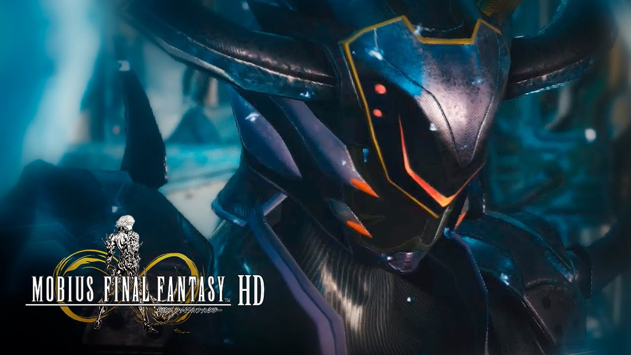 Mobius Final Fantasy Hd Textures Dark Knight Paladin Thief Gameplay Fp Android Ios Jp Youtube