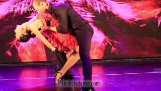 Безумно страстное Аргентинское танго!