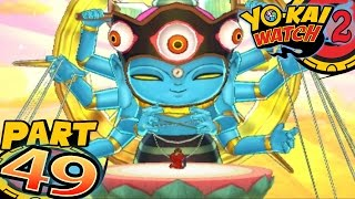 Yo-Kai Watch 2 Bony Spirits and Fleshy Souls - Part 49 - Kat Kraydel
