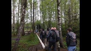 9 Мая 2019 День Победы г.Клин Выезд к памятнику 46 отдельному мотоциклетному полку