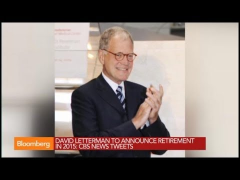 Letterman Retiring? Smacks of Top Ten: Bob Wright