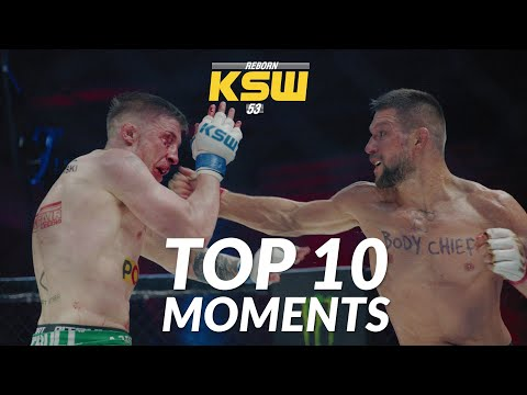 KSW 53: TOP10 Moments