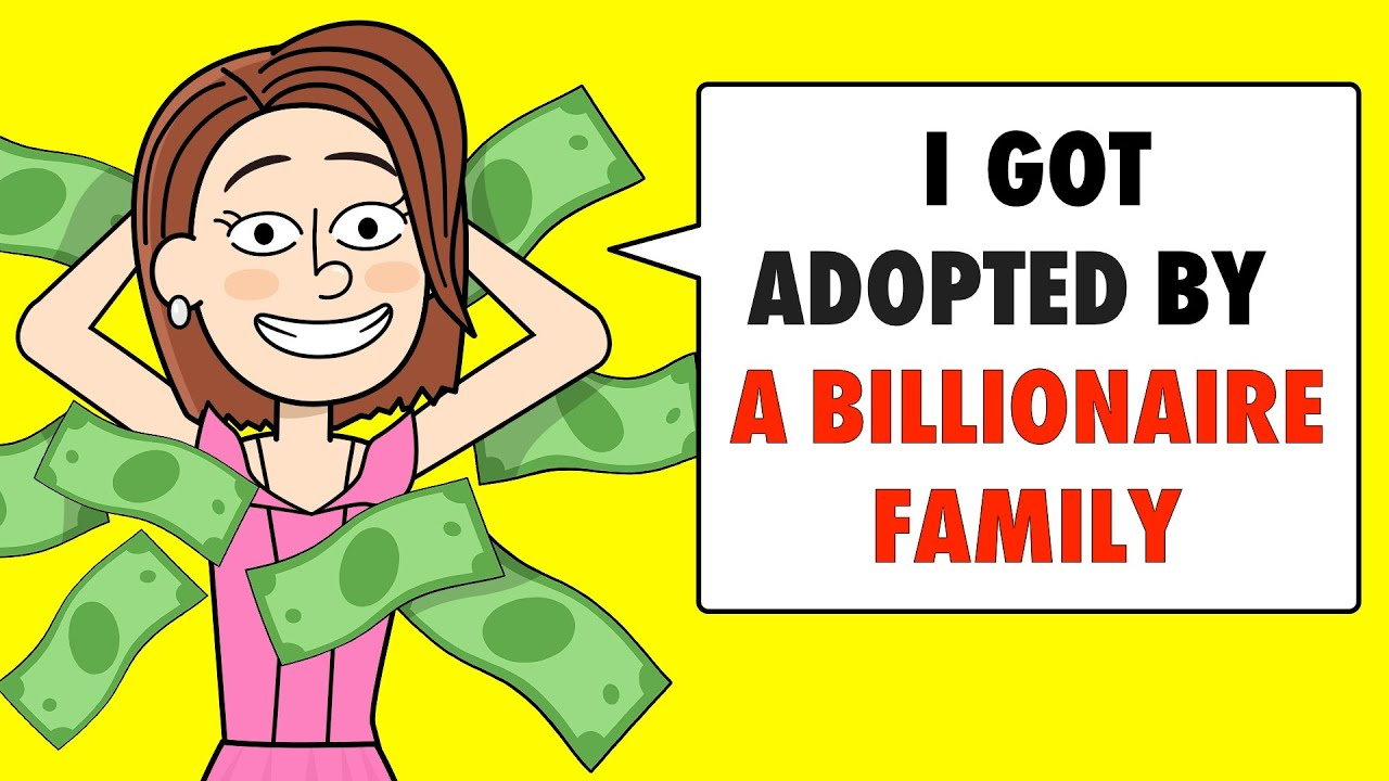 Download I Got Adopted By A Crazy Billionaire Family