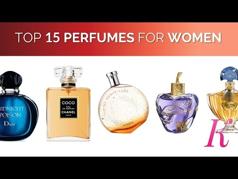 Top 15 Perfumes for Women in the World | 2018