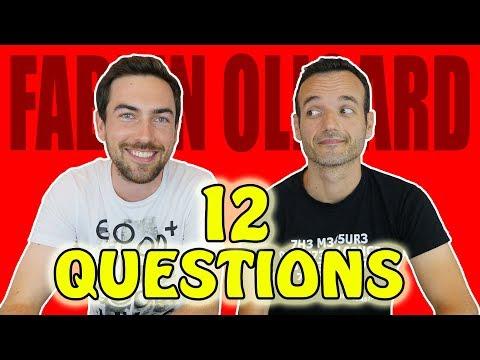 Fabien Olicard En 12 Questions