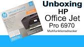 HP OfficeJet Pro 6970 - YouTube