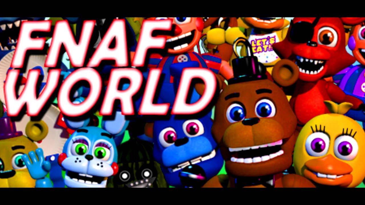 annonce sondage let s play sur fnaf world youtube