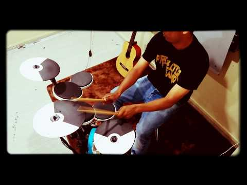Bayang - Khai Bahar (drum Cover)