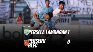 [Pekan 28] Cuplikan Pertandingan Persela Lamongan vs Perseru BLFC, 20 November 2019