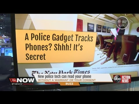 New police technology can read your phone #thenowtampabay