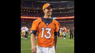 SIEMIAN SET TO BE BRONCOS STARTING QB | NFL NEWS DAILY