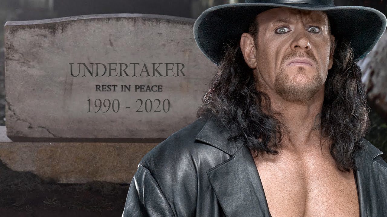 Is The Undertaker really retired for good?