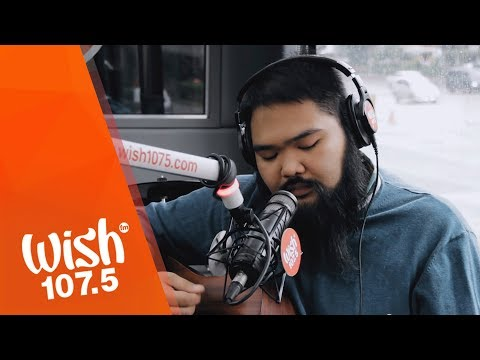 I Belong to the Zoo performs 'Sana' LIVE on Wish 107.5 Bus