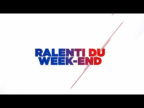 RALENTI DU WEEK-END - LEDENON