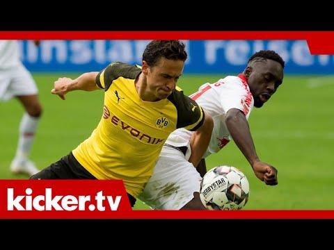 Beste Defensive gegen beste Offensive - Leipzig empfängt Dortmund | kicker.tv