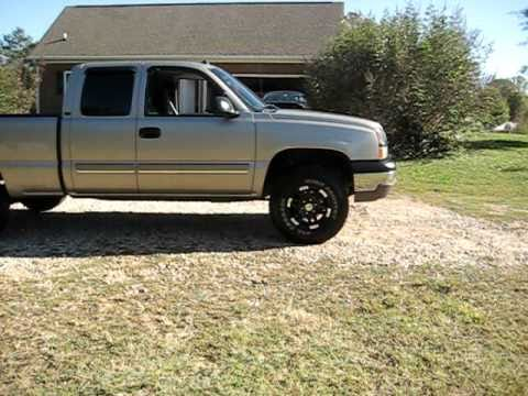 2003 chevrolet silverado 1500 z71 4x4 youtube. Black Bedroom Furniture Sets. Home Design Ideas