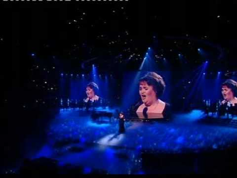 Susan Boyle Sings Wild Horses Live on  X-Factor ..HI-DEf