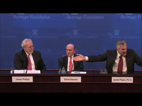 """Daniel Pipes: President Trump's """"Ultimate Deal"""" -  Is Israeli Palestinian Peace Possible?"""