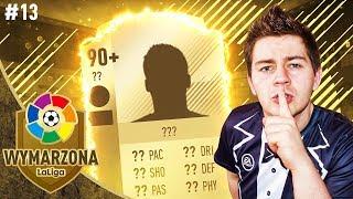 #13 W KOŃCU GO TRAFIŁEM! 90+! Skład idealny! | Wymarzona La Liga | FIFA 18