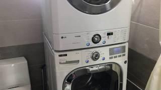 세탁기,건조기~직렬설치