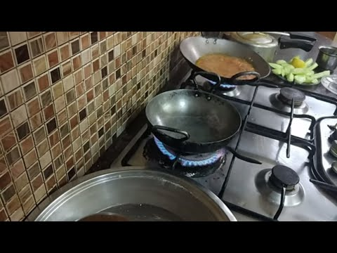 My Saturday lunch routine 2017 in hindi / Indian lunch recipes / daily launch routine