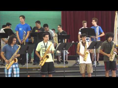 Shiny Stockings - Cathedral City High School Jazz Band