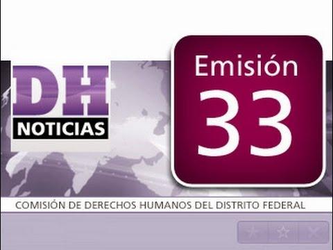 DH Noticias Emisión 33