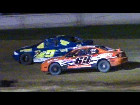Kids Class Mini Stock Feature | McKean County Family Raceway | 5-5-18