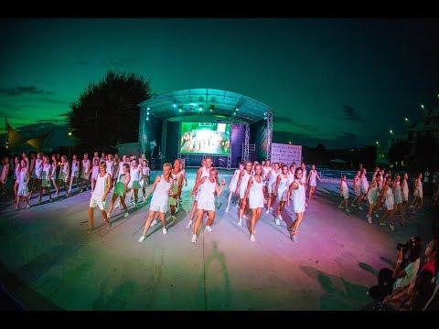 Танцевальный Батл лагерей Terra Unique - 2016 | Онлайн трансляция