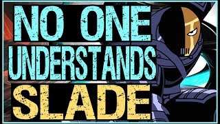 Making a Weak Villain Feel Overpowered - Slade from Teen Titans (OG not GO)