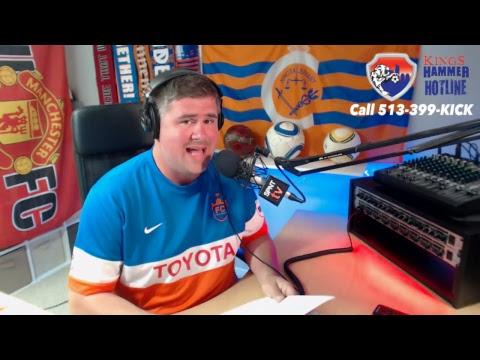 Cincinnati Soccer Talk LIVE - Episode 68 | FC Cincinnati fans