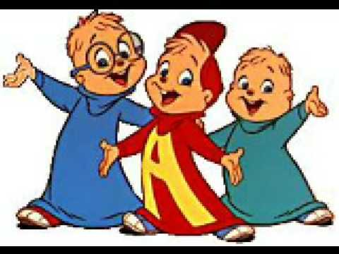 the chipmunks -can i touch you