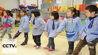 Los padres chinos pagan grandes sumas por la educación preescolar