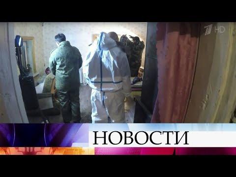 В Самарской области уничтожен боевик, планировавший теракт.